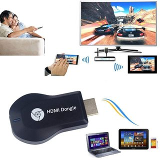 Mini Wi-Fi Display TV HDMI Dongle Receiver Air Mirror DLNA Airplay  Easy Sharing HDMI TV Stick For HDTV
