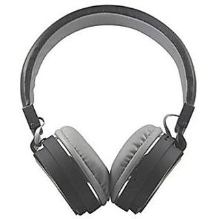 Sh12 Wireless Bluetooth Headphone with FM and SD Card Slot/with Music and Calling Controls Design By Crystal Digital