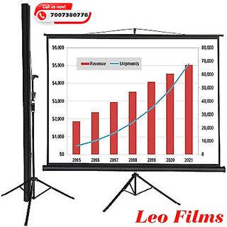 Projector screen 6 x 4 Ft