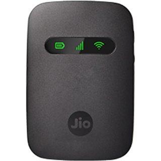 JioFi 3 JMR 540 Data Card  Black