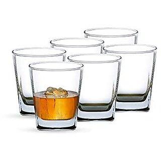 Ocean Plaza Glass Set 195Ml Set Of 6 Transparent (5B1100706G0000)