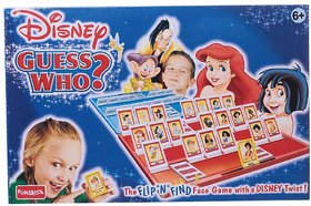 Funskool Disney Who board game
