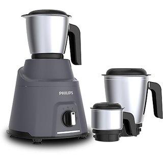 Philips Avengers HL7760/00 750 Mixer Grinder  (Grey, 3 Jars)