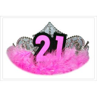 Hippity Hop 21St Birthday Party Crown Boys
