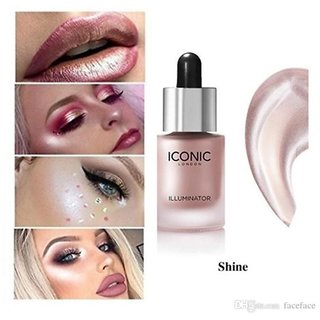 Iconic London Illumainator Highlighter For Body, Face Makeup (Shine)