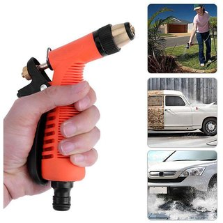 Mukta Enterprise Water Gun Spray  gun for garden Water spray gun for car and garden
