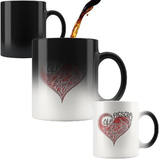 Roll over image to zoom in Customized Magic Mugs/ Gift for Best Friends /Family/ Personalised Mugs/ Personalized Gift M