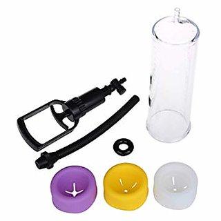 Best Brand NEW Original Imported  Vacuum Cupping Male ling Developer Pump / Orgain developer set (Set )