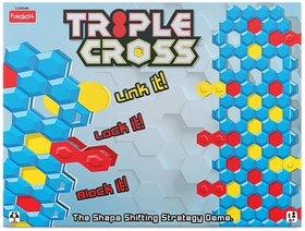 Funskool Triple Cross