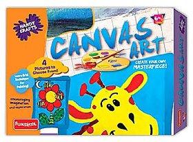 Funskool Canvas Art
