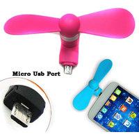 USB FAN   OTG Mini USB Cooling Portable Fan Mobile Cool