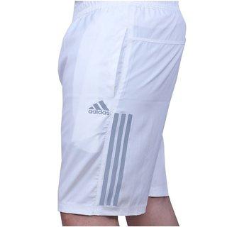 ADI Men's White Dri-Fit Shorts