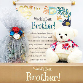 GIFT FOR BROTHER/ BROTHER'S DAY/BIRTHDAY