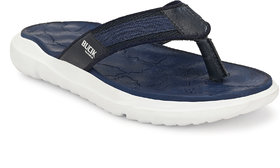Bucik Blue Air Mesh Slippers For Men