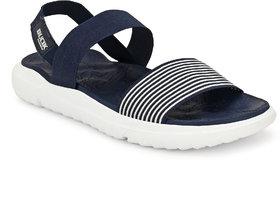 Bucik Men's Blue Slip on Sandals