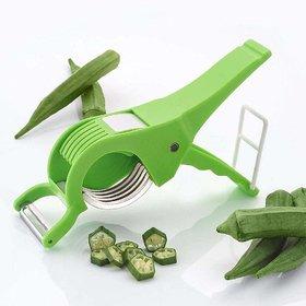 2 in 1 Vegetable Slicer  peeler Vegetable  Fruit Scraper