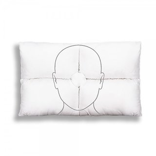 Cervical pillow, orthopedic pillow for cervical spondylitis, neck pain and shoulder pain, made in your size customized