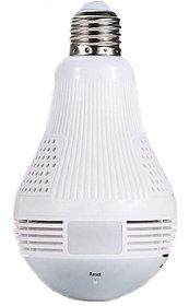 D S INTER LED Light WiFi IP Camera Bulb Fish Eye B2-R 960P/2MP 360 Degree CCTV 3D VR Home Security WiFi