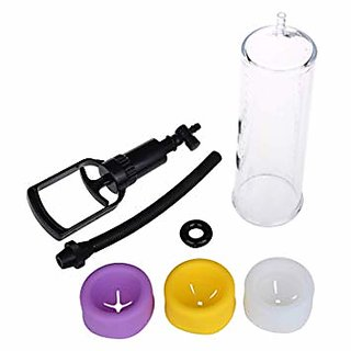Latest adwance Imported Branded Vacuum Cupping Male ling Developer Pump / Orgain developer set