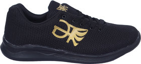 Flying Joyride Black Running Shoes(Black)