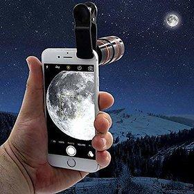 TSV  8XR Zoom Mobile Telescope Lens Kit