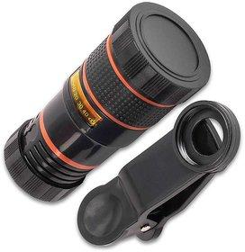 TSV  HD Mobile Phone Telephoto Lens (No Dark Corner) 8X Zoom Lens