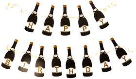 Hippity Hop Happy Birthday Banner / Bunting