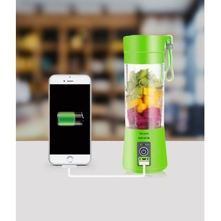 A4 USB Mini Juicer Cup Extractor Multipurpose Household Fruit Vegetablr Blender Mixer Portable Juice Cup