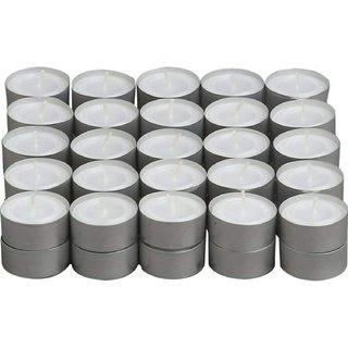 kudos T-Light Candles White (250Pcs) For Diwali