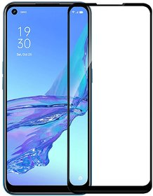 MB STAR Screen Protection 11D Tempered Glass for Oppo A53 Pack of 1