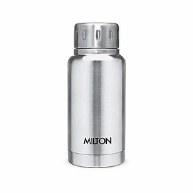 Milton Elfin 160 Thermosteel Hot And Cold Water Bottle 160 Ml Assorted Colors