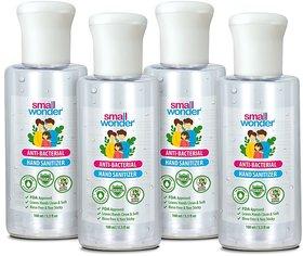 Small Wonder Hand Sanitizer 100ml (Pack of 4)