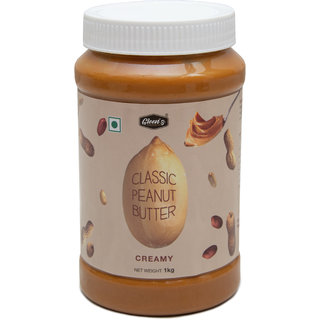 Gleenz Classic Peanut Butter Creamy 1 kg