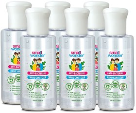 Small Wonder Hand Sanitizer 100ml (Pack of 6)