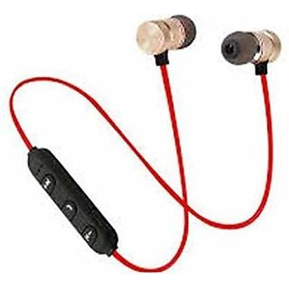 FLIZZ  Magnetic Sports Bluetooth Wireless Earphone with Immersive/Stereo Sound/and/Hands Free Mic Sports/Music