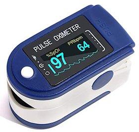 Plastic Branded Digital Pulse Oximeter