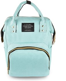 GOCHIKKO Stylish Babies Diaper Bags for Mothers Bagpack  Travel Bag  Mother Bag- Basic Version (Aqua)