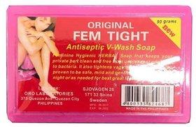 ORIGINAL FEM TIGHT V WASH SOAP PACK OF 1 90G