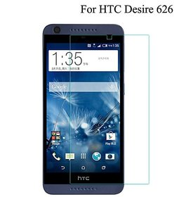 Nainaan Tempered Glass For HTC Desire 626 With Free Offer