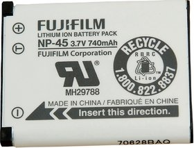 Fujifilm NP-45 Lithium Ion Rechargeable Battery