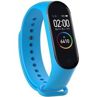 M4 Intelligence Bluetooth Health Wrist Smart Band Watch Monitor, Smart Bracelet, Health Bracelet, Activity Tracker