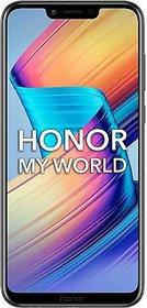 Refurbished Honor Play Midnight Black, 64 GB 4 GB RAM