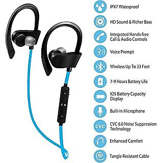TSV Attractive Design QC10 Wireless Bluetooth Headset