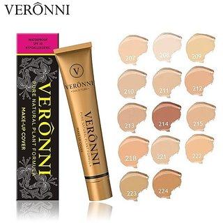 makeup cover foundation 210 shade