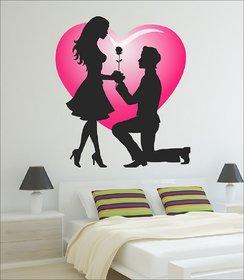 EJA Art Valentine My Love Old Wall Sticker