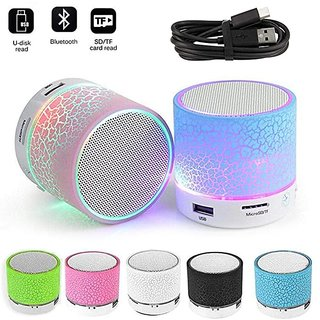 Mini Wireless Bluetooth Speaker Multicolour
