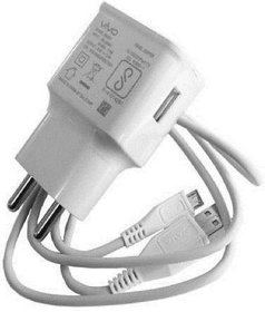 Original Vivo Charger ADAPTER 2amp With data cable Fast Charger / Travel Charger / Mobile Charger 3 month warranty