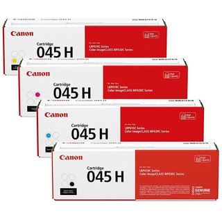 Canon NPG 45H Toner Cartridge Pack Of 4 For Use C5045,C5055,C5250,C5255