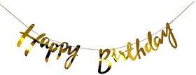 Hippity Hop Happy Birthday Banner/Birthday Banner/50Th Birthday Decoration