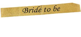 Hippity Hop Bride To Be Glitter Sash For Bachelorette